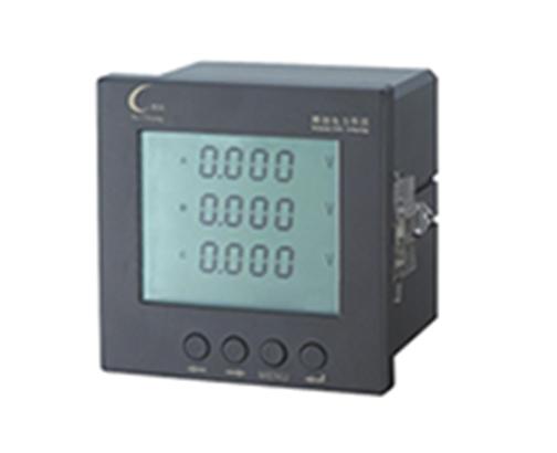 液晶三相电压表